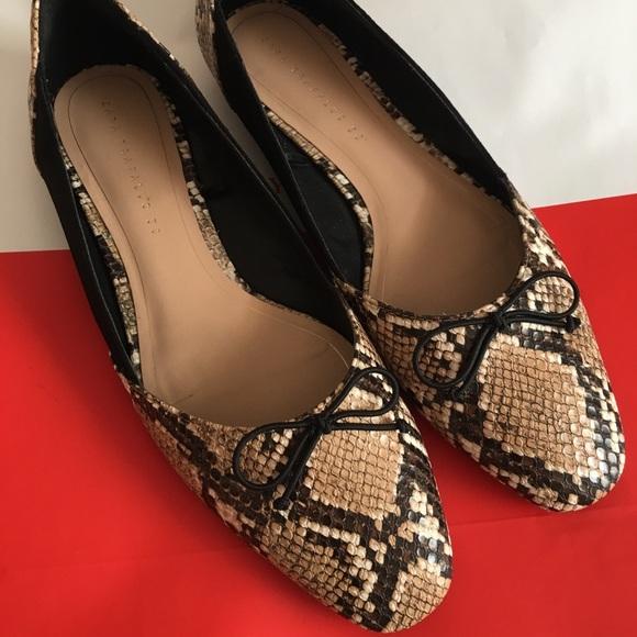 Zara Shoes - Zara Flat Shoes